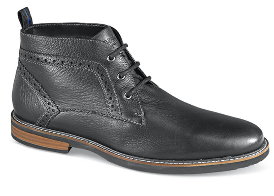 Black Ozark Chukka Boot