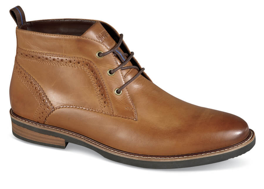 Tan Ozark Chukka Boot