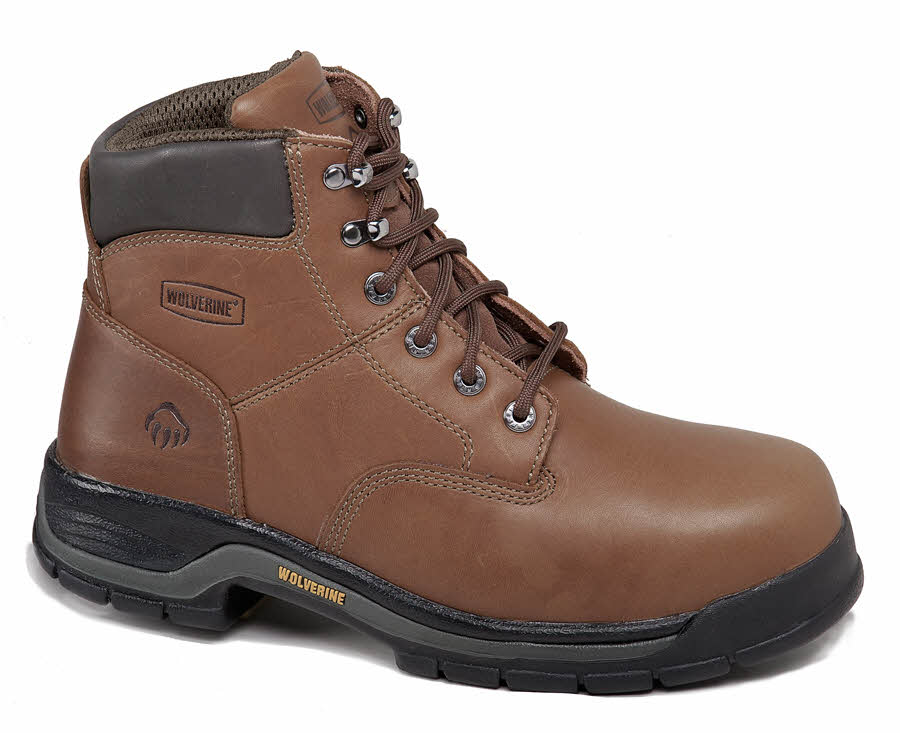 Brown Harrison Work Boot