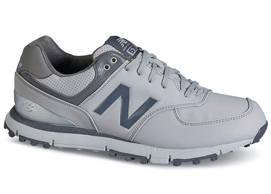 Grey/silver Spikeless Golfer