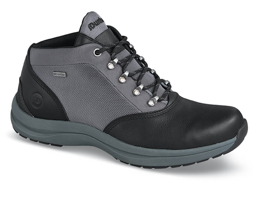 Black/grey Waterproof Boot