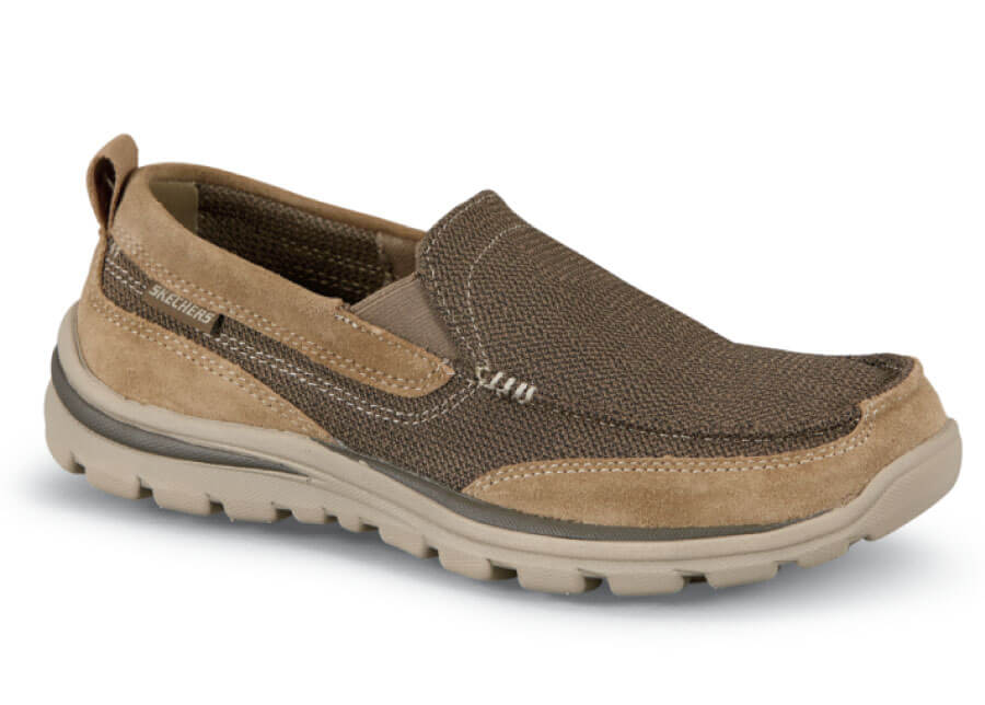 Light Brown Sup. Milford Slip-on