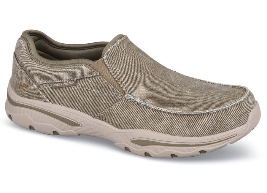 Taupe Creston Moseco Canvas