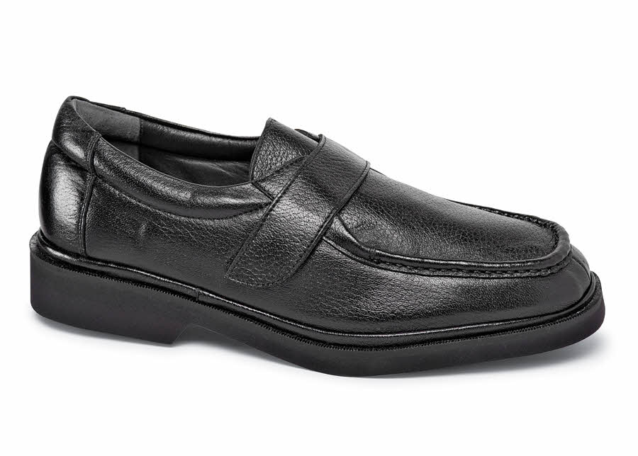 Black Softie XD Strap Oxford
