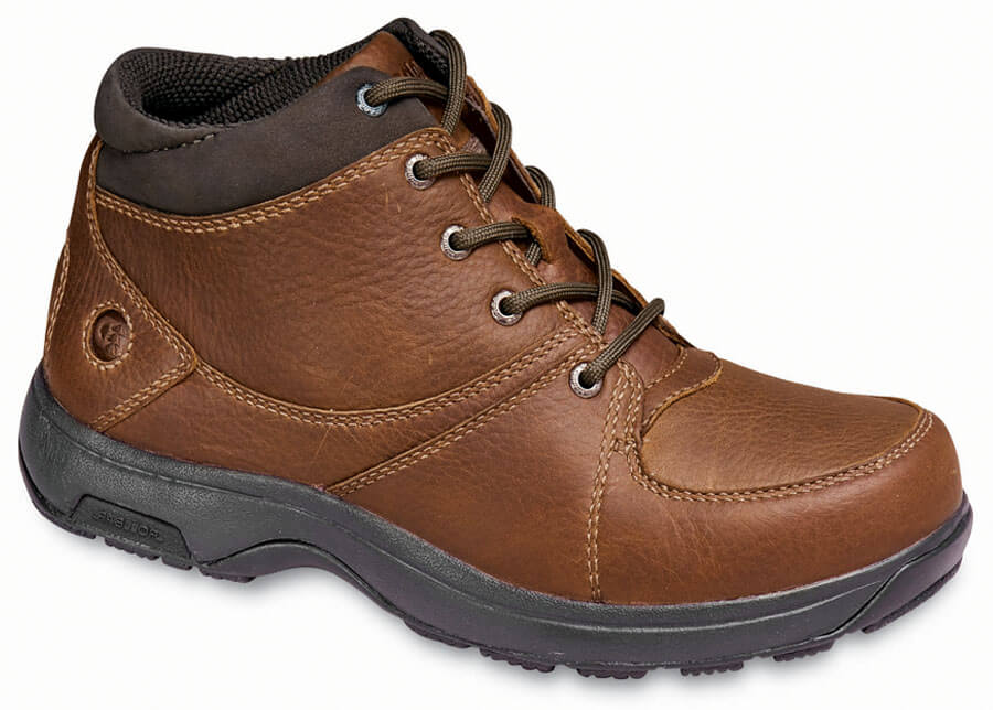 Brown Waterproof Chukka