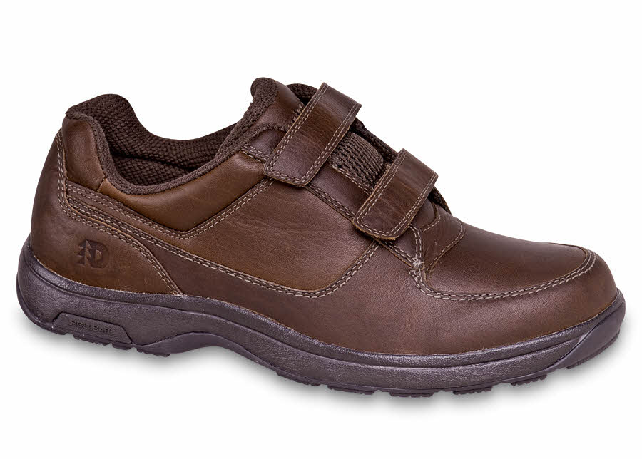 Brown Winslow 2-strap Oxford