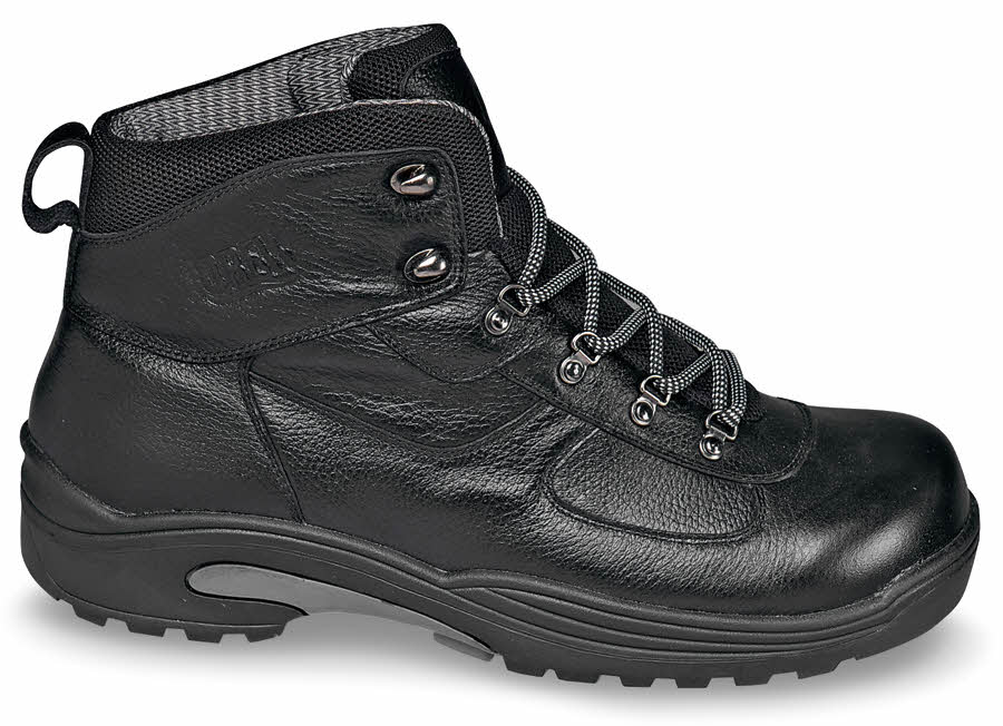 Black Rockford Boot
