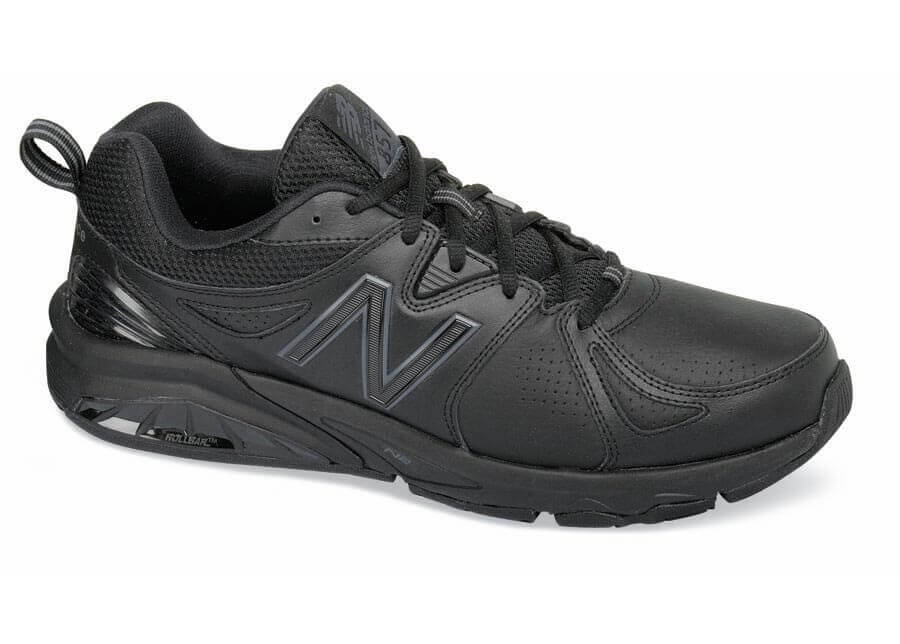 All-Black 857 Training Shoe
