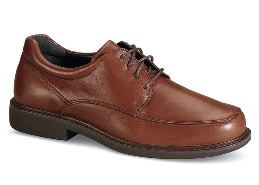Brown Park Moc Toe Oxford