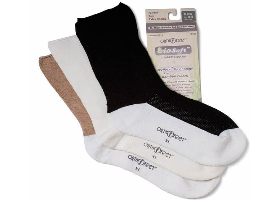 Orthofeet BioSoft Diabetic Socks