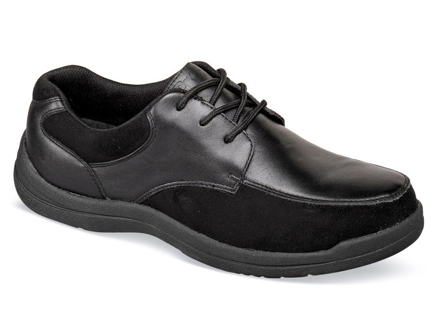 Black Max Stretchable Oxford