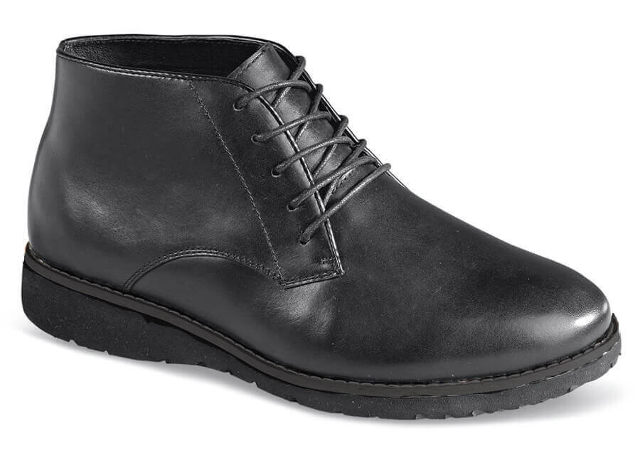 Black Grady Chukka Boot
