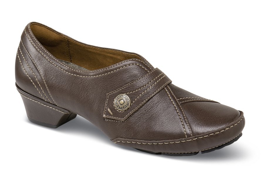 Flex-Laurel Brown Monk Strap