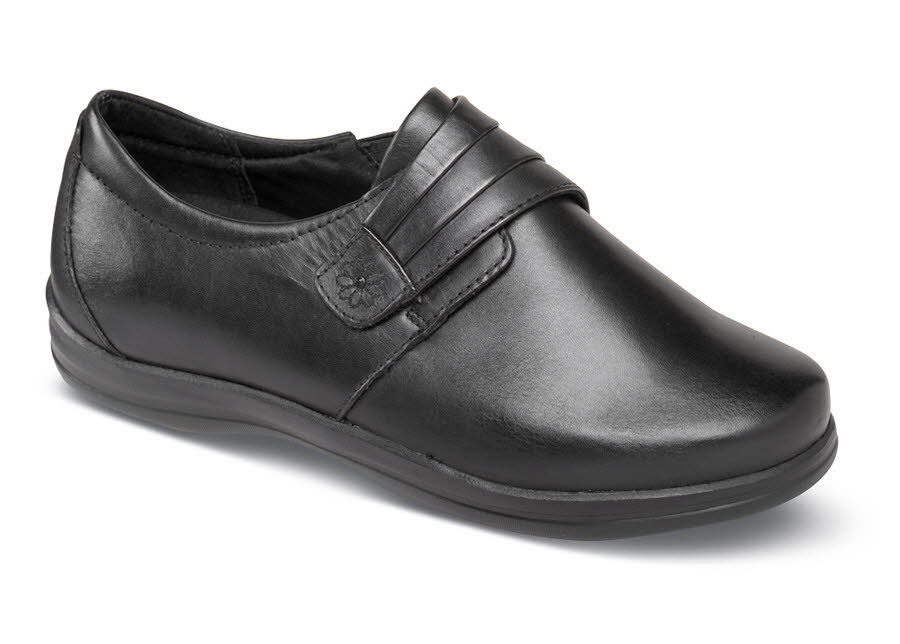 Linda Black Monk Strap