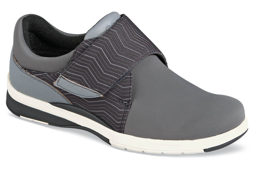 Moonwalk Grey Lycra Strap