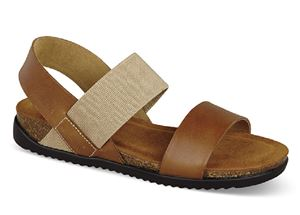 Champion Tan Strap Sandal