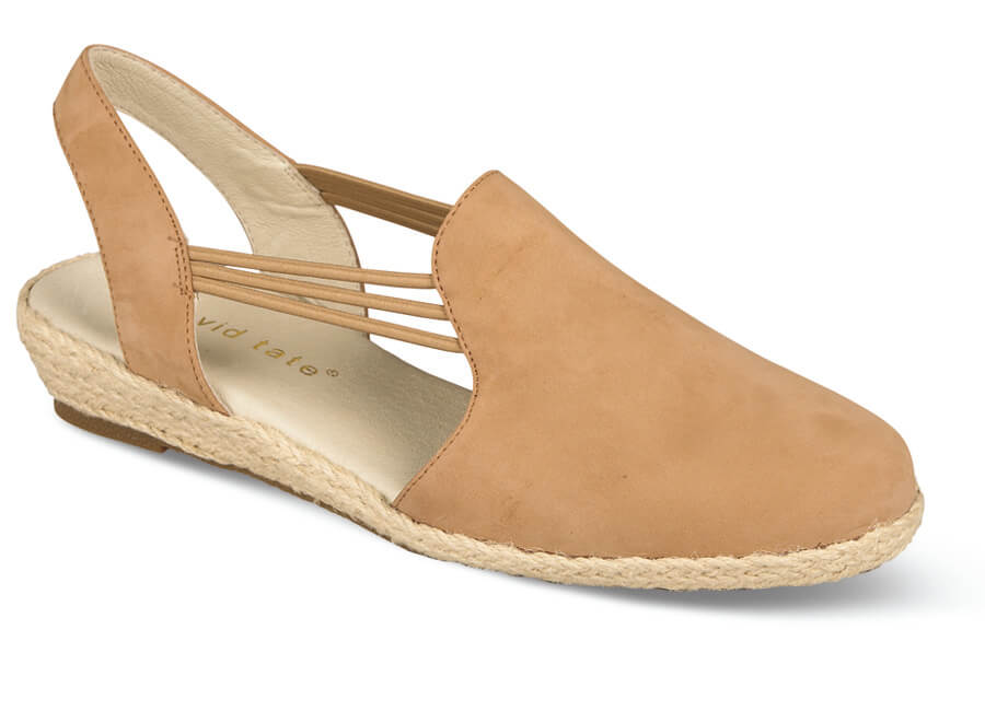 Nelly Tan Espadrille Sandal