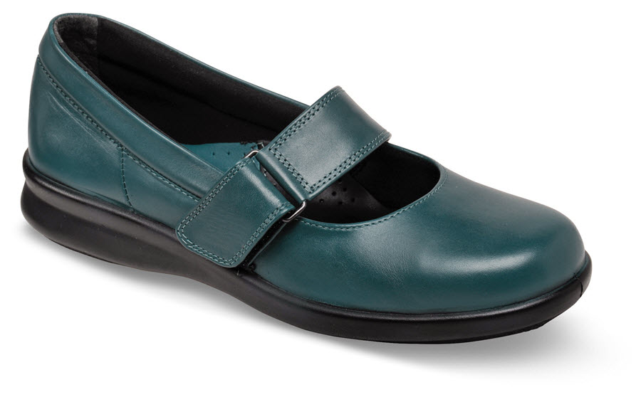 Florence Teal Wide Strap