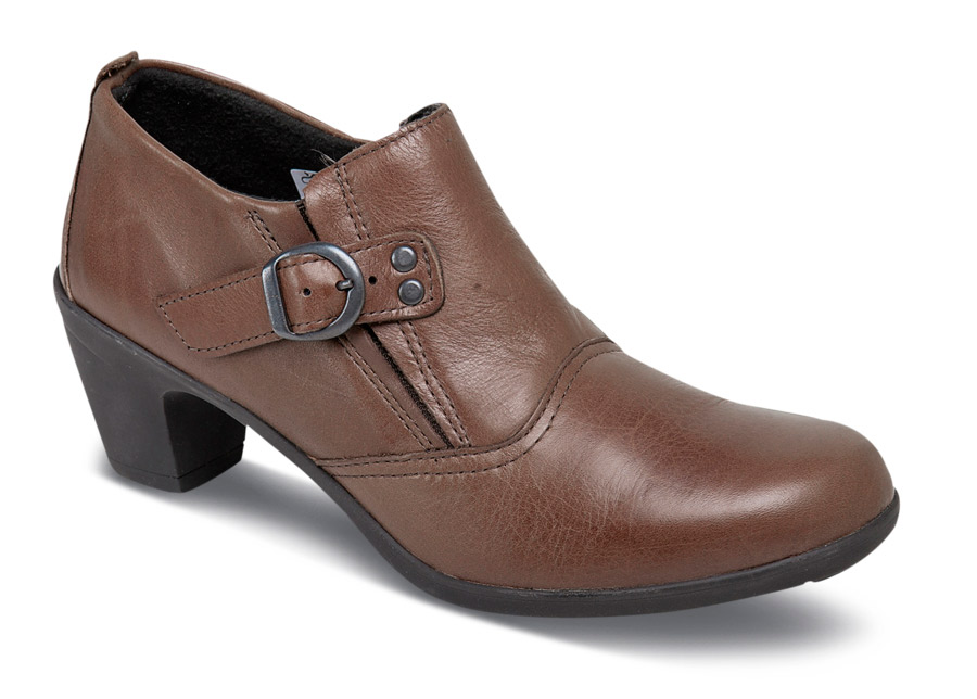 Cameo Brown Demi-Boot