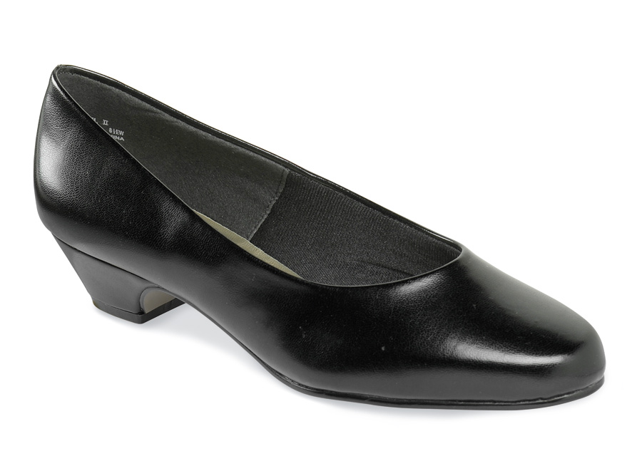 Angel II Black Elegance Low Pump