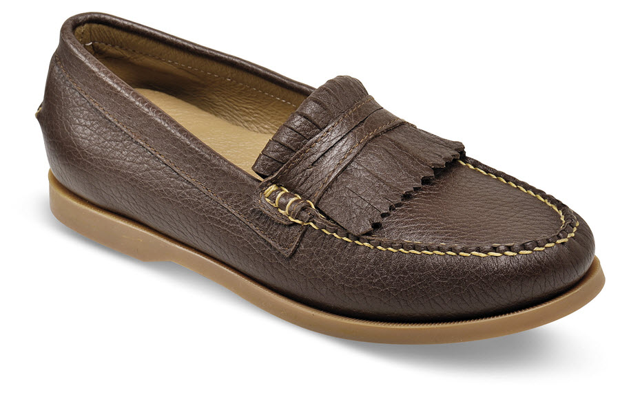 Tess Brown Kiltie Loafer