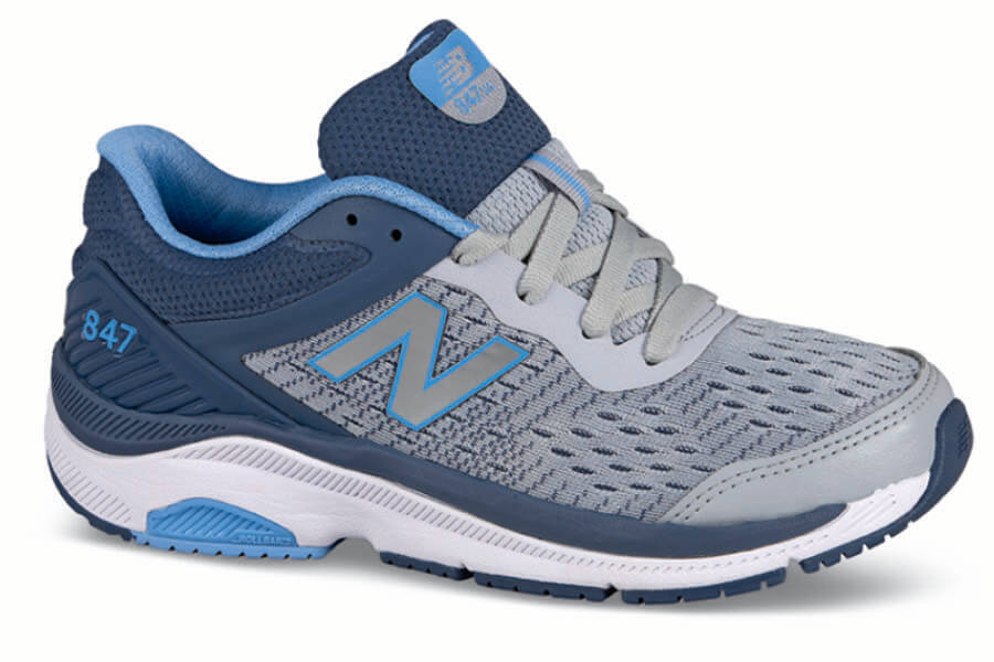 Grey/Blue WNB0847LG4 Walker