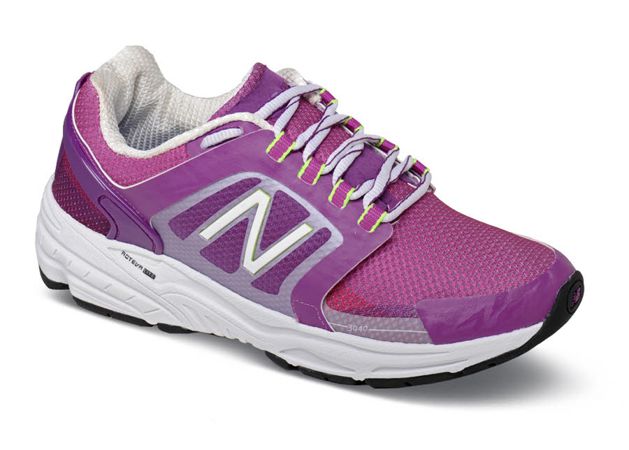 Berry/plum W3040 Running Shoe
