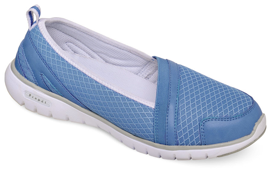 Travellite Slip-on Periwinkle
