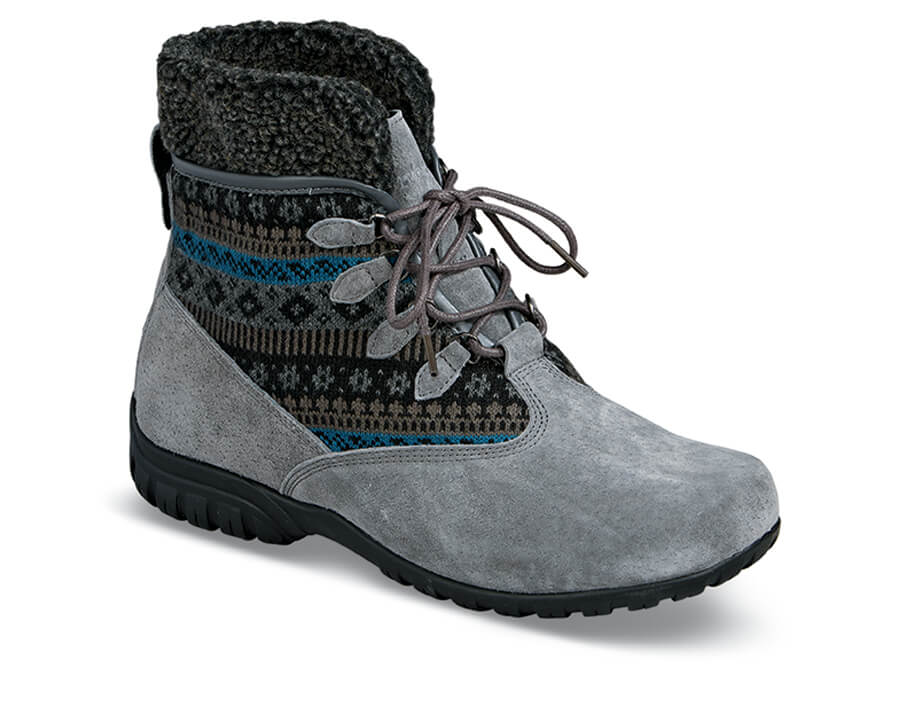 Delaney Alpine Grey Boot