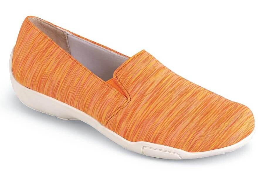 Carmela Orange Sport Slip On