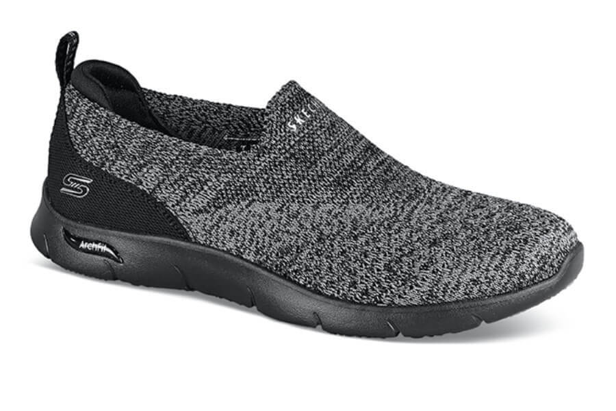 Arch Fit Slip-on Black/Charcoal