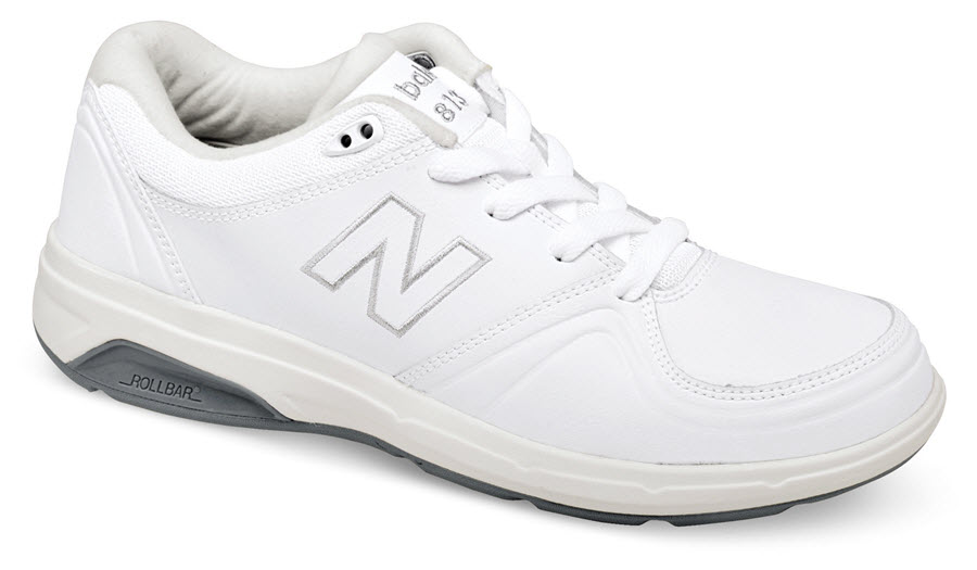 White Ww813wt Athletic Walker Hitchcock Wide Shoes